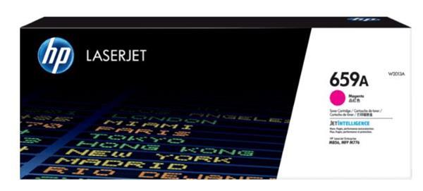 HP 659A Magenta Original LaserJet Toner Cartridge