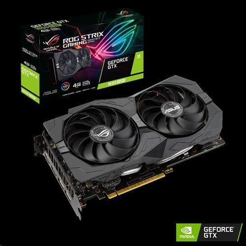 ASUS ROG-STRIX-GTX1650S-4G-GAMING 4GB/128-bit GDDR6, 2xHDMI, 2xDP