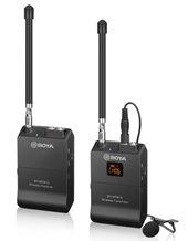 Boya VHF Wireless Microphones, 16 channels