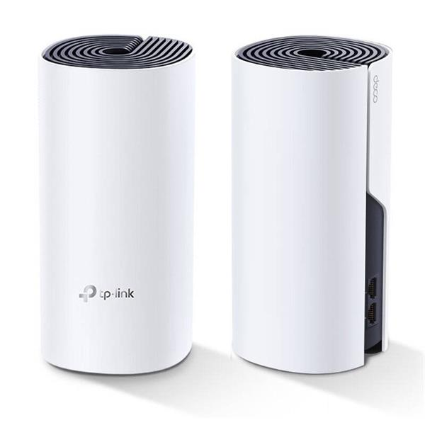 TP-LINK AC1200 Whole-Home Hybrid Mesh Wi-Fi System with Powerline, Qualcomm CPU, 867Mbps at 5GHz+300Mbps at 2.4GHz, AV10
