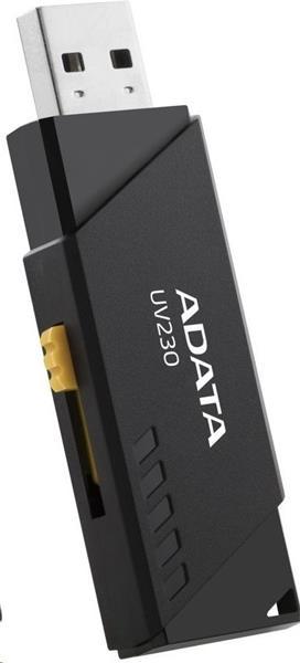 32 GB . USB kľúč . ADATA DashDrive™ Value UV230 USB 2.0, Black