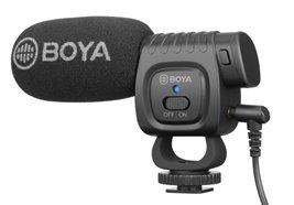 Boya Mini on-camera shotgun microphone