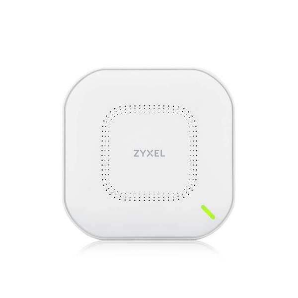 ZyXEL WAX510D, Single Pack 802.11ax 2x2 Dual Optimized Antenna exclude Power Adaptor, EU and UK, Unified AP, ROHS-1 year