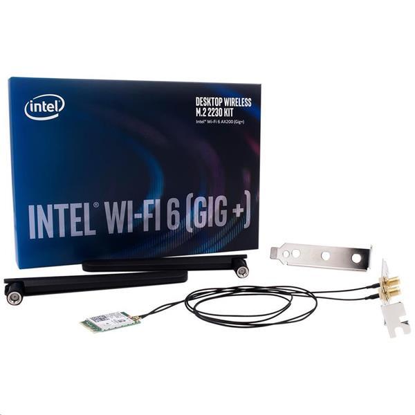 Intel® Dual band Wireless Wifi 6 desktop kit M.2 2230