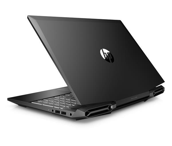 HP Pavilion Gaming 15-dk0101nc, i5-9300H, 15.6 FHD, GTX1650/4GB, 8GB, SSD 512GB, noODD, W10, 2-2-0, ShadowBlack