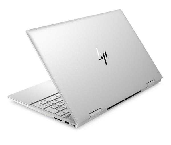 HP ENVY x360 15-ed0004nc, i7-1065G7, 15.6 UHD/Touch, Intel Iris Plus, 16GB, SSD 1TB, noODD, W10, 2-2-2, Natural silver