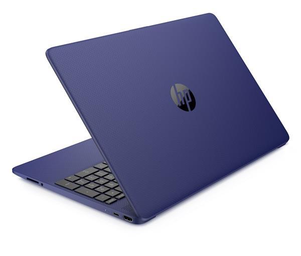 HP 15s-fq1003nc, i3-1005G1, 15.6 FHD, Intel UHD, 8GB, SSD 128GB, noODD, W10, 2-2-0, Indigo Blue