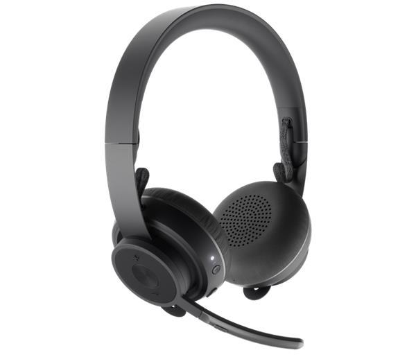 Logitech® Zone Wireless Bluetooth® headset - GRAPHITE - EMEA