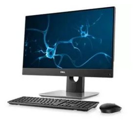 DELL Optiplex 5480 AIO/Core i5-10500T/8GB/256GB SSD/23.8 FHD/Integrated/TPM/Std Stand/WLAN + BT/W10Pro/3Y PS