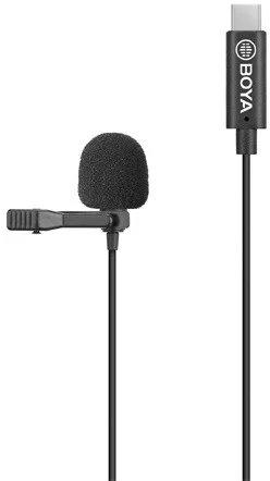 Boya BY-M3, Mikrofón