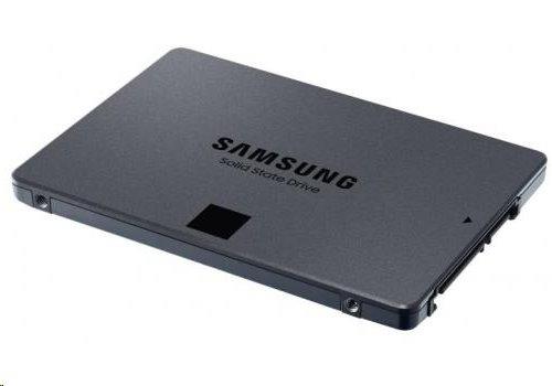 Samsung SSD 870 QVO Series 2TB, SATAIII, 2.5', r560MB/s, w530MB/s