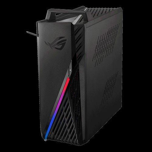 ASUS ROG STRIX G15CK-CZ009T Intel i5-10400F GTX1660 Super-6GB 16GB 1TB+512GB WL Win 10 3Y; kovový bočný panel