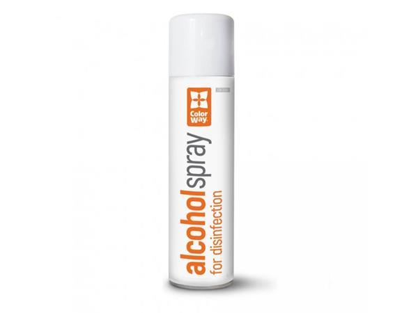ColorWay Čistiaci alkohol sprej na dezinfekciu povrchov - 500ml