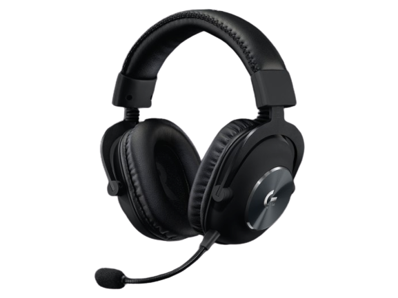 Logitech® G PRO X Wireless LIGHTSPEED Gaming Headset - BLACK - EMEA