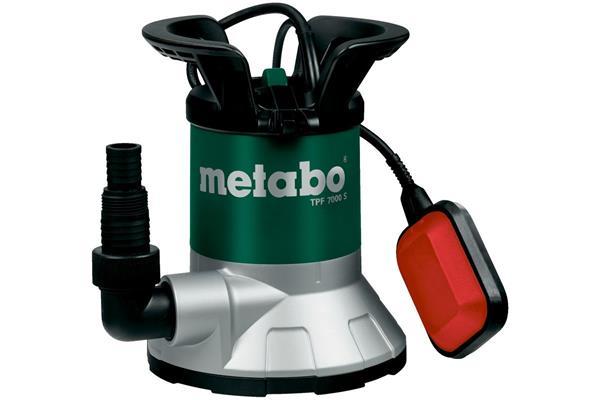 Metabo TPF 7000 S Ponorné čerpadlo na čistú vodu s funkciou úplného vyčerpania vody