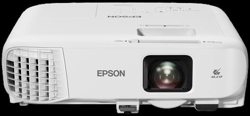 Epson projektor EB-992F, 3LCD, FullHD, 4000ANSI, 16000:1, HDMI, LAN, WiFi