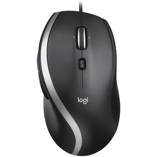 Logitech® M500s Advanced Corded Mouse - USB