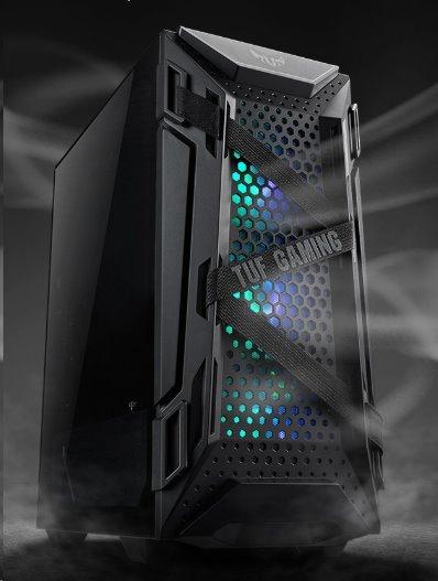 Prestigio TUF Gamer Ryzen 5 3600 (4,2GHz) RX5600XT 16GB 1TB-SSD 2TB-HDD bez OS