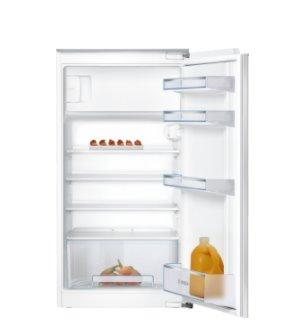 BOSCH_Zabudovateľná chladnička s mraziacou časťou, 102.5 x 56 cm, Seria 2