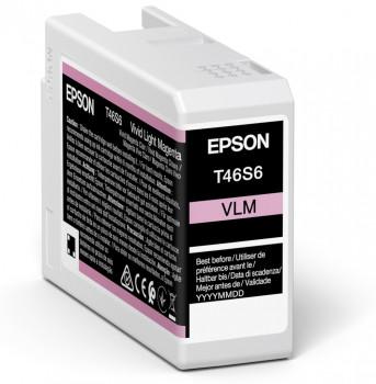 Epson atrament SC-P700 vivid light magenta - 25ml