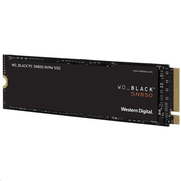 WD Black SN850 NVMe™ 1TB SSD PCIe Gen 3.×4 ( r7000MB/s, w5300MB/s )
