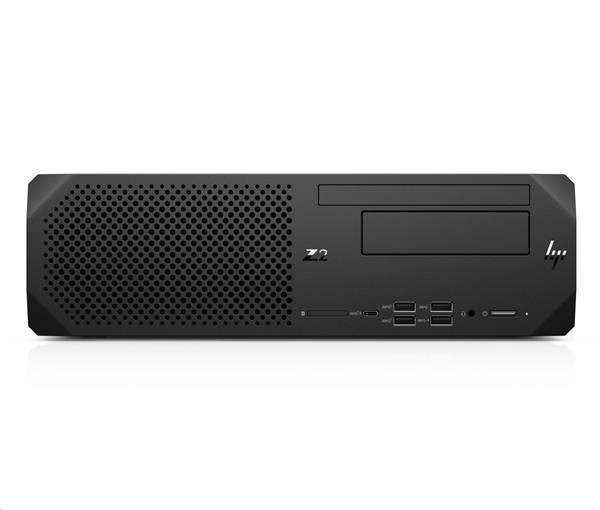 HP Z2 G5 SFF, i7-10700, UMA, 16GB, SSD 512GB, DVDRW, W10Pro, 3-3-3