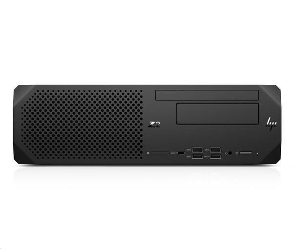 HP Z2 G5 SFF, i7-10700, P620/2GB, 16GB, SSD 512GB, DVDRW, W10Pro, 3-3-3