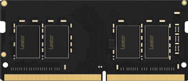 4GB Lexar® DDR4-2666Mbps, 260 PIN So-DIMM, CL19, 1.2V