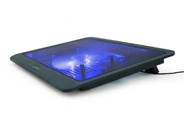 Gembird chladiaci podstavec s ventilátorom (USB) pre notebook do 15´´ s LED posvietením