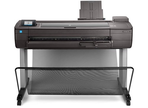 HP DesignJetT730 36-in with new stand Printer (A0+, USB 2.0, Ethernet, Wi-Fi)