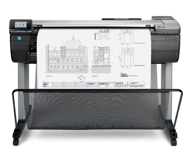 HP DesignJetT830 36-in MFP with new stand Printer (A0+, Ethernet, Wi-Fi)