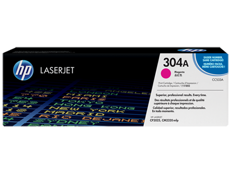 Toner cartridge, magenta pre CP2025 pre 2,800 str.
