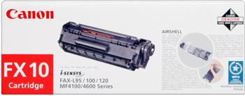 Canon TONER black FX-10 (FX10)