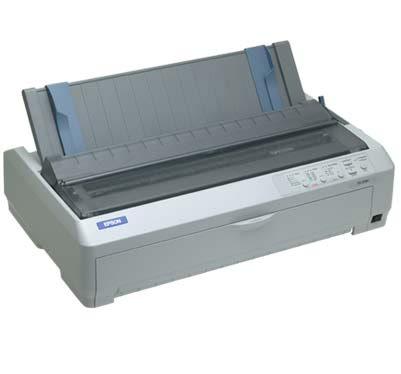 Epson FX-2190N, A3, 2x9ihl., 680zn., NET