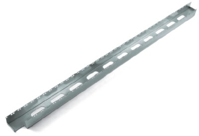 TRITON vertikálny vyväzovací panel 15U - káblový kanál pre rozvádzače šírky 800mm