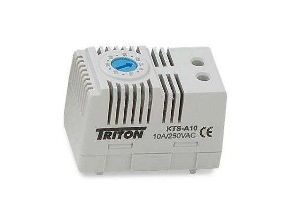 TRITON termostat, rozsah pracovných teplôt 5 - 55°C