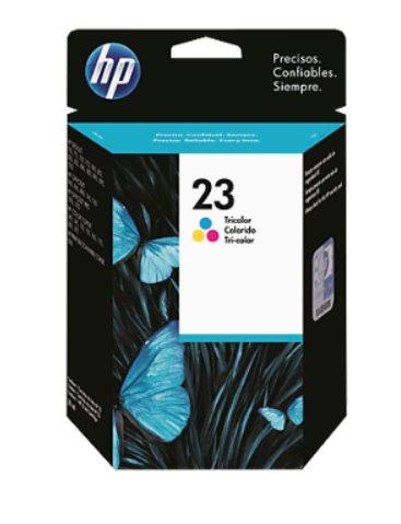 Trojfarebná originálna atramentová kazeta HP 23