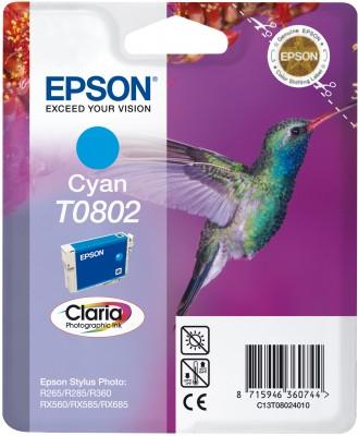 Epson atrament SP R265,R285,RX585,PX660,PX700W,PX800FW cyan