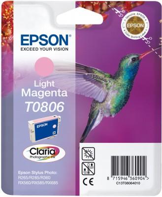 Epson atrament SP R265,R285,RX585,PX660,PX700W,PX800FW light magenta