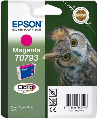 Epson atrament SP PX660/PX820/1400/1500W magenta