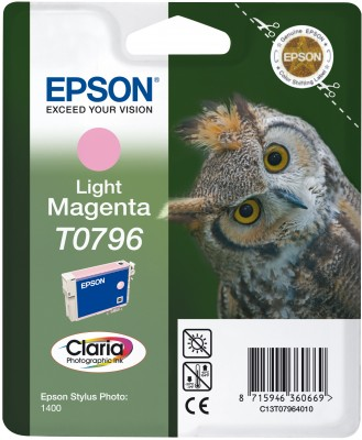Epson atrament SP PX660/PX820/1400/1500W light magenta