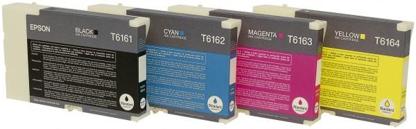 Epson atrament BI B300/B500DN/B510DN cyan