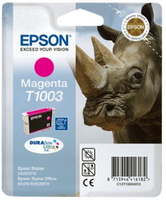 Epson atrament SO B40W/BX600FW; S SX600FW magenta