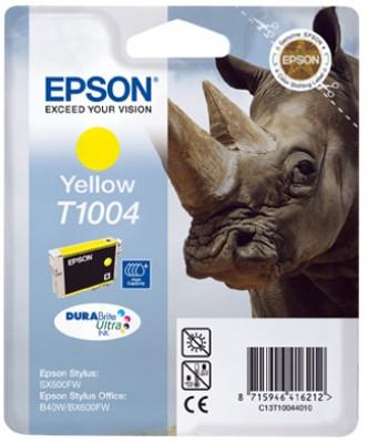 Epson atrament SO B40W/BX600FW; S SX600FW yellow