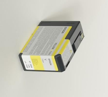 Epson atrament SPro 3800/3880 yellow 80ml