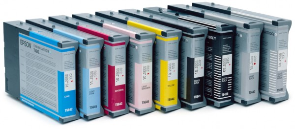 Epson atrament SPro 4450/4400 yellow 220ml