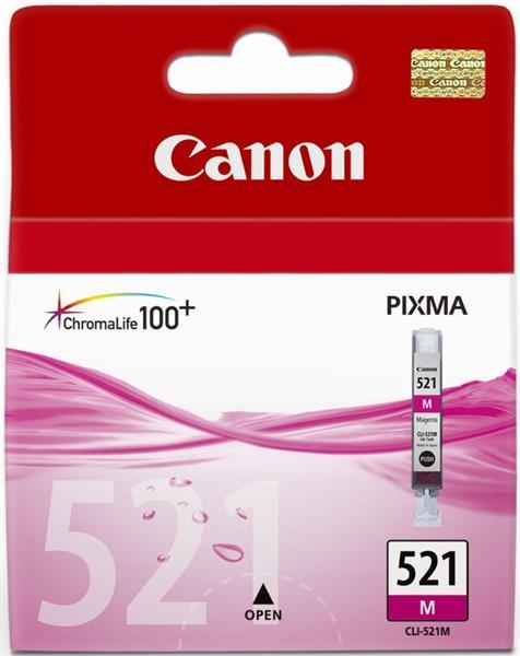 Canon cartridge CLI-521 M