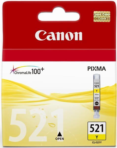 Canon cartridge CLI-521 Y