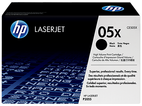 HP LaserJet High-Capacity Black Print Cartridge (6,500 pages)