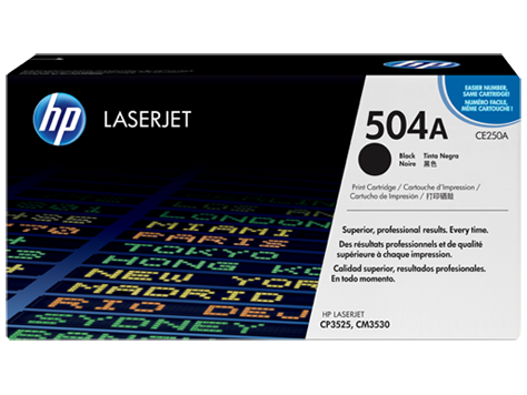 HP Color LaserJet Black Print Cartridge (up to 5,000 pages)
